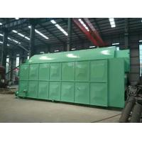 Quality Special Steel Biomass Fired Steam Boiler  Biofuel Steam Boiler For Food Industry for sale