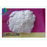 China CAS 112809-51-5 Letrozole / Femara Steroid Powders For Women Breast Cancer Treatment on sale