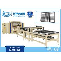 China Automatic Bedbase Wire Welding Machine , Bunk Bed Frame Resistance Welder on sale