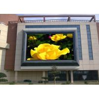 High Definition Led Screen Advertising , P8mm Full Color Outdoor Led Display