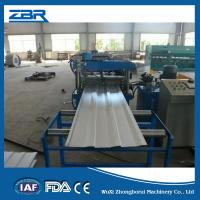 Quality Automatic Shutter Door Roll Forming Machine 20Mpa Hydraulic Pressure 11Kw Brake Motor for sale