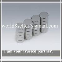 China NdFeB Rod Magnet (Cylindrical Magnet) on sale