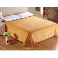 Cozy Flannel Fleece Blanket Super Soft , Microfiber Plush Throw Blanket On Bed Sofa