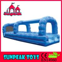 Inflatable Water Slide China: WL-2004 From China Manufacturer Double Sided Inflatable