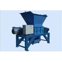 Quality Mobile Small Scrap Metal Crusher With Motor Drive , Solid Waste Shredder for sale