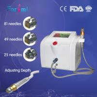 Quality factory hot sale high quality three different invasive area tripollar rf machine for sale