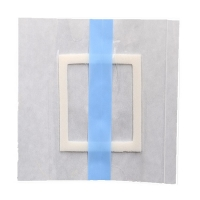 Buy cheap Medical waterproof transparent wound dressing adhesive pad silicone wound from wholesalers