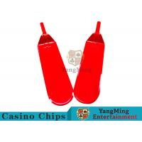 Buy Baccarat Acrylic Plastic Casino Game Accessories Comfortable Poker Brand Shovel at wholesale prices