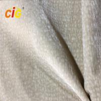 China 100% Polyester Flocked Velvet Fabric Flocking Fabric for Sofa Covering on sale