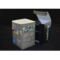 Buy cheap OEM / ODM Customized GoPro Accessories Packaging Paper Boxes with Spot UV Gloss from Wholesalers