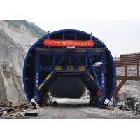 Buy cheap High Stiffness Tunnel Formwork System Hydraulic Tunnel Lining Formwork Stable from wholesalers