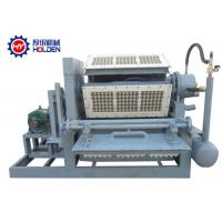 China Waster Paper Recycling Manual Egg Tray Making Machine 34kw Power 3-5 Person on sale