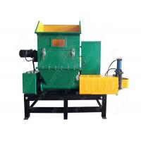 Quality Hot Melt Recycle Plastic Auxiliary Machine Styrofoam EPS Densifier Low Noise for sale
