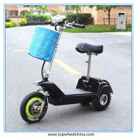 China 3 wheel zappy scooter for old people disabled 300w for Motor scooter 3 wheels