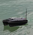 Quality HYZ600 60cm long sea fishing bait boat in reservoir for sale