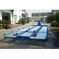 Quality Standard Channel Steel Airport Pallet Dolly 6692 x 2726 mm CE Approved for sale