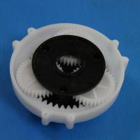 Quality Custom POM Gear Injection Molded Plastic Nylon Gears Mold , ODM/OEM Molded Plastic Gears for sale
