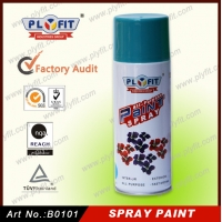 Quality Anti Rust Waterproof Clear Acrylic Spray Paint Auto Aerosol Paint for sale