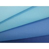 Quality High Grade 100% Disposable Non Woven Fabric For Medical Use Blue Color for sale