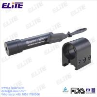 Quality FDA Certified RS-0600A 4mw 635nm Waterproof Red Laser Sight with Rail Mount for Rifles & Pistols for sale