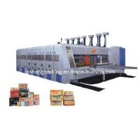 Quality High Speed Automatic Carton Printing and Slotting Machine (GYK) for sale