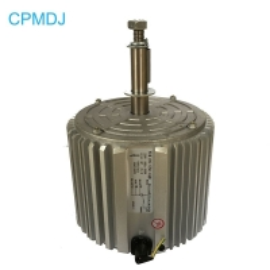 China Aluminum Housing Single Phase 220V 550W Heat Pump Fan Motor on sale