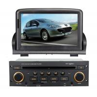 Quality High 800 * 480 Touch Screen Peugeot 307 Car DVD GPS Navigation Player PEG-7922GD for sale