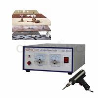 China HUC300 Ultrasonic Fabric Welding For Industrial Fabric Cutter 1-15m/S on sale