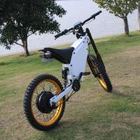Quality Full Suspension Powerful Ebike 72V 3000W With 45mm Magnet Hub Motor for sale