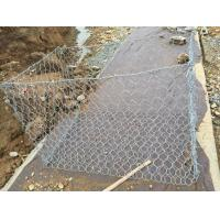 Building /Construction USE Galvanized Gabion Meshes Retaning wall