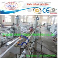 Quality Single Screw  Plastic Sheet Extrusion Line PVC Edge Banding Machine for sale