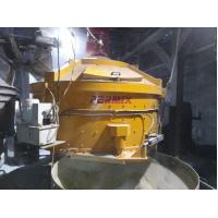 Quality Durable Planetary Concrete Mixer High Discharging Power 110Kw PMC3000 Concrete Glass Mixer for sale