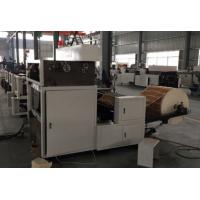 Quality Easy Operate Flat Bed Die Punching Machine For 60gsm Ice Cream / Yogurt Lids for sale