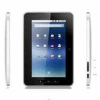 China 7 inch Qualcomm MSM7227 512MB 4GB GPS capacitive screen Android 2.3 MID Tablet PC on sale