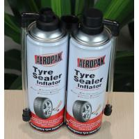 Liquid Emergency Tyre Repair No Volatile For Motorcycle / Vehicle Rubber Tyre