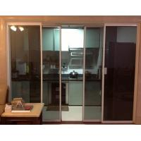 Durable residential automatic sliding doors operator for