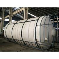 Quality 317L Stainless Steel Reacting Industrial Storage Tanks , Chemical Storage Container 30000L CE for sale