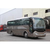 Quality New Energy RHD Electric Bus 40- 48 seats/ 11m Electric Passenger Bus/Free Maintenance Battery/2*100AH for sale