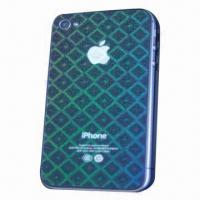 Quality Newest 3D Pattern Technology Laser Protector for iPhone for sale