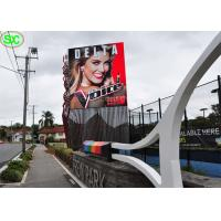 China Outdoor Advertising rgb led display Full Color , High Definition Led TV Screen on sale