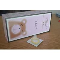 Quality Customized Male Latex Condom , Regular Size Condoms For Delay Ejaculation for sale