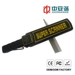 Quality Professional Digital Super Scanner Handheld Metal Detector For Police Office for sale