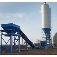 Quality 600T Stable Stabilized Soil Mixing Station For Grassroots Construction Reliable for sale