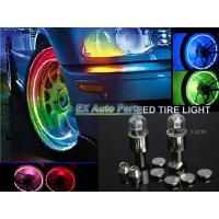 Quality Car Auto Motorcycle LED Tyre Tire Valve Caps Neon Light Bike Car LED Lamp for sale