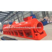 Quality Wood sawdust dryer machine with 12 m better for drying moistuer under 30% for sale