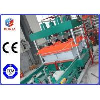 Quality Column Type Rubber Tile Making Machine , Customized Rubber Press Machine for sale