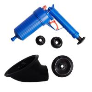 Quality Air Power Drain Blaster gun, High Pressure Powerful Manual sink Plunger Opener cleaner pump for Bath Toilets, Bathroom for sale
