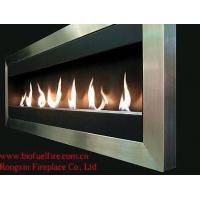 Quality Stainless Steel Eco-ethanol Fireplace for sale