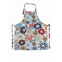 Halter Strap Cotton Kitchen Apron Households Products 250gsm