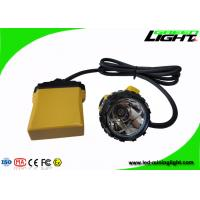 Quality 10.4Ah SAMSUNG Battery Led Warning Lamp 25000lux IP68 Waterproof With Four Light Modes for sale